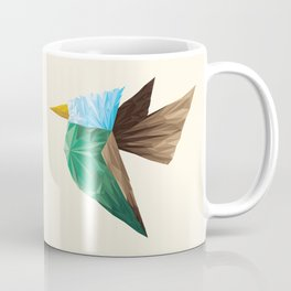 Fractal Bird Coffee Mug
