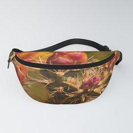 Cacti in Bloom - II Fanny Pack