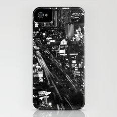 Dark Depths of Las Vegas iPhone (4, 4s) Slim Case