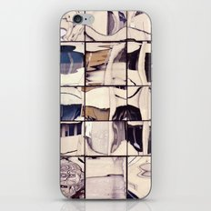 Pale Reflections iPhone & iPod Skin