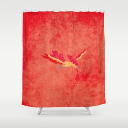 146 mltres Shower Curtain