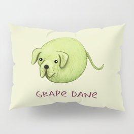 Grape Dane Pillow Sham