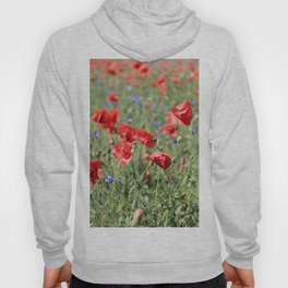 poppy flower no9 Hoody