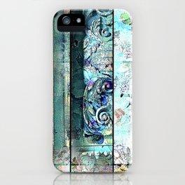 Romance a Florance iPhone Case