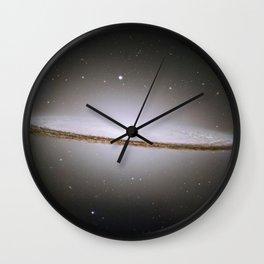 Sombrero Galaxy  Wall Clock
