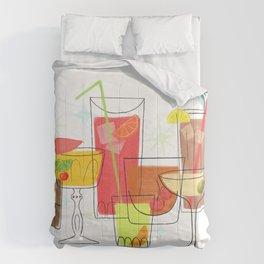 Swanky Summer Coolers Comforters