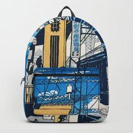 Togoshi Ginza Station - Digital Remastered Edition Backpack