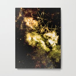 ε Gold Aquarii Metal Print