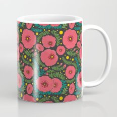 The Beautiful Pink Flowers Mug