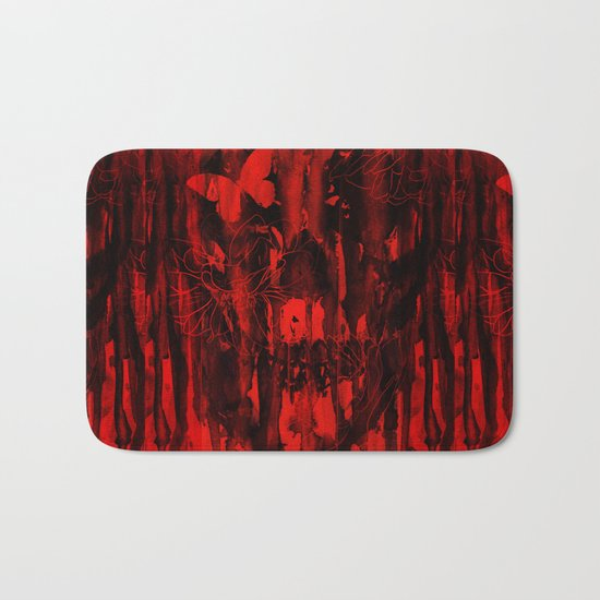 Birth of Oblivion Bath Mat