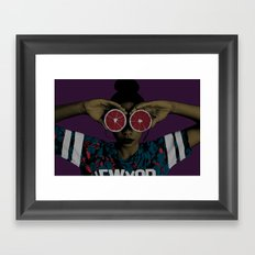 The Warhol Effect 2 Framed Art Print