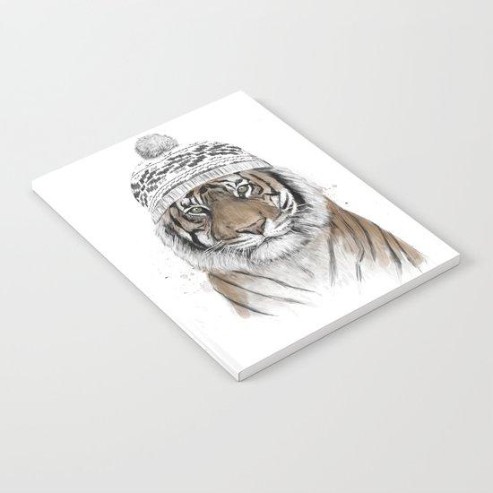 Siberian tiger Notebook