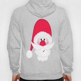 Santa Claus Collage CB Hoody