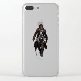 assassins - assassins Clear iPhone Case