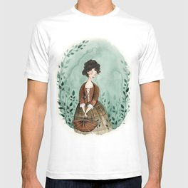 Outlander Claire Fraser T-shirt