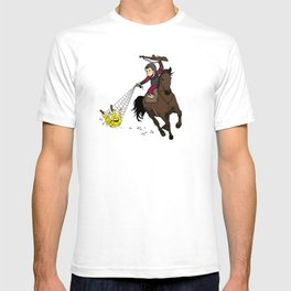 Curious George/Planet of the Apes T-shirt