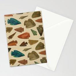 Arrowheads Stationery Cards