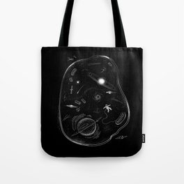 We Are Made Of Starts Tote Bag