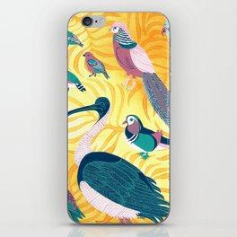 Aviary I iPhone Skin