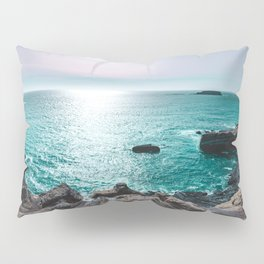 Turquoise Cove Pillow Sham