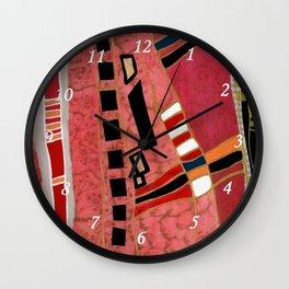 Quadratum 23 bis Wall Clock