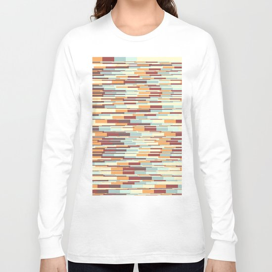 Abstract pattern 67 Long Sleeve T-shirt