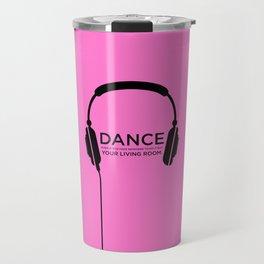 Sunscreen / Dance Travel Mug