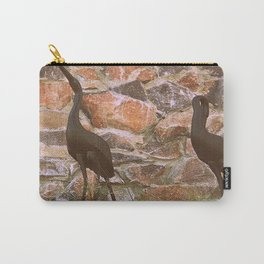 ITS GETTING HARDER TO NAVIGATE THESE ROCKS BABE Carry-All Pouch