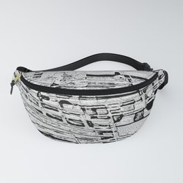 Poissons fraternels Fanny Pack
