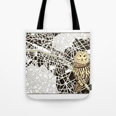 There Is Never Any End Tote Bag
