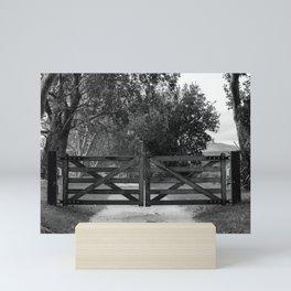 Pearly Gates Mini Art Print
