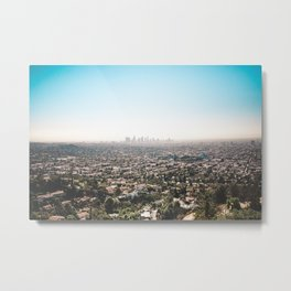 View of the Angels Metal Print