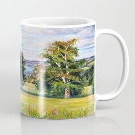 Birch Grove # 2 Coffee Mug