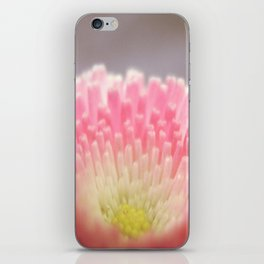 Winter flower. iPhone Skin