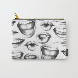 The SENSUALIST Collection (Taste) Carry-All Pouch