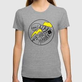 F@%K luck try harder T-shirt