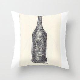 BALLPEN JAPAN 3 Throw Pillow