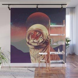 Cosmos Cat Wall Mural