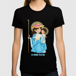 The Divine Shepherdess T-shirt