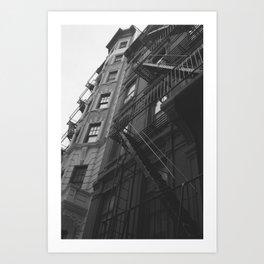 Brooklyn Heights Art Print