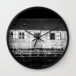 House of puppets Wall Clock