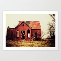 stay gold Art Prints featuring Stay Gold by Jo Bekah Photography