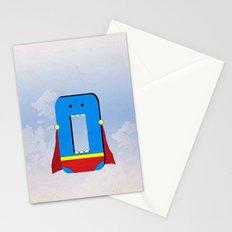 Zero the Hero Stationery Cards
