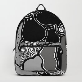 No Cats to See Here Backpack