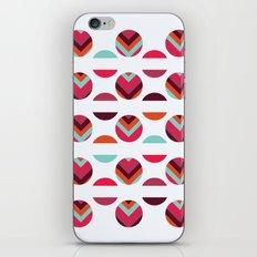 Tribal Circles iPhone & iPod Skin