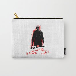 Jason Voorhees In shadow Carry-All Pouch