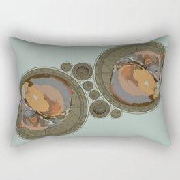 Encircle Rectangular Pillow