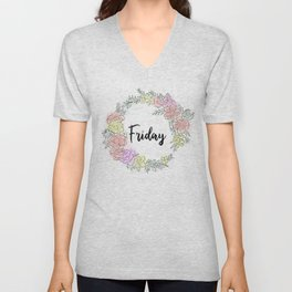 Friday fresh collection 2 Unisex V-Neck