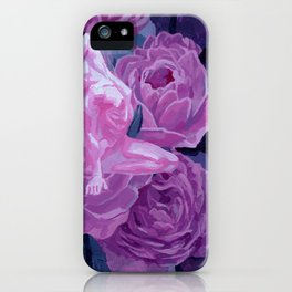 strength and beauty iPhone Case