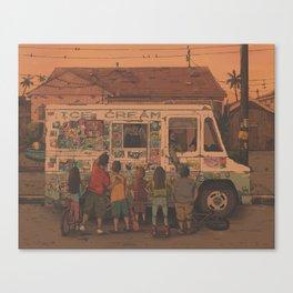 Summer Break Canvas Print